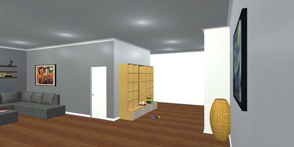 basement finish custom modeling, springfield ma