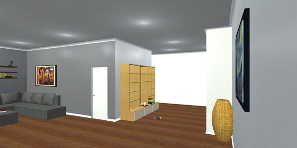 basement finish custom modeling, springfield ma