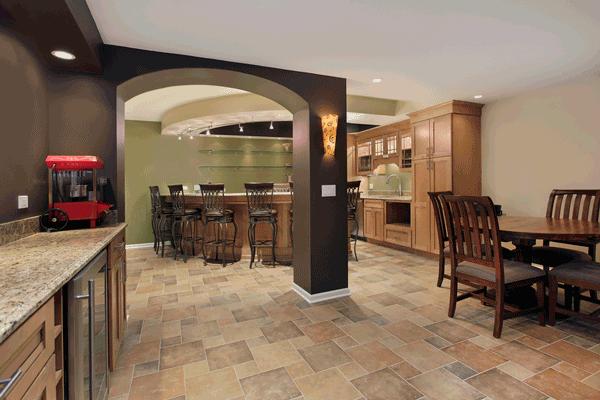 basement kitchen renovation, springfield ma