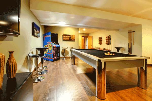 basement finish, springfield ma