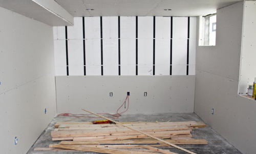 Basement Insulation - basement finish pros, springfield ma